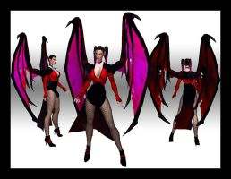 Bloodlust Style Sheet A by MorgensternX