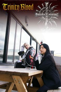 Trinity Blood Cafe Encounter 3 by sonialeong