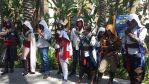 Wondercon 2014 : Assassins's Salute by WesternSpice