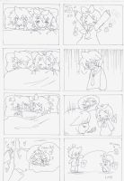 Rin and Len 4-koma 2 by LabJusticaholic