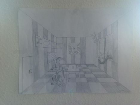 3D picture :D by Tiquilla