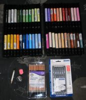 Accepting Donations To Support Art Supplies by HVVStudio