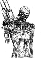 Terminator Salvation by rahulnsm