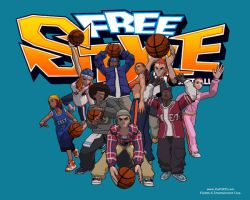 FreesTyle online by paniti23