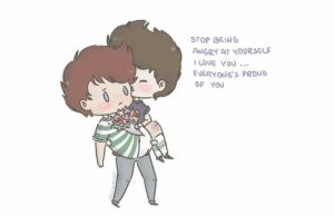larry after football match c: by milamint