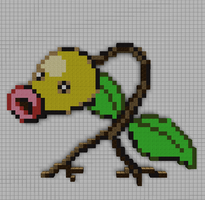 #069 Bellsprout by PkmnMc