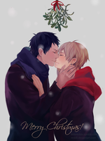 SS: Aokise for Cloven by reddii