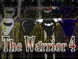 The Warrior 4 Background by ILHI