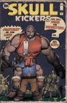 Skullkickers Issue 1 alt by ChristopherStevens