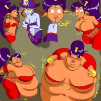 CM: A Risky Weight Gain by Metalforever