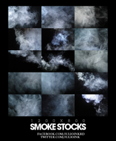 HQ GRUNGE AND SMOKE TEXTURES by JuLiOInK