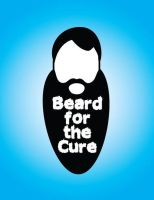 Beard for the Cure Logo by Strange-1