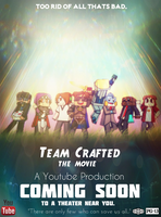 Team Crafted The Movie by Ask-Insane-ASFJerome