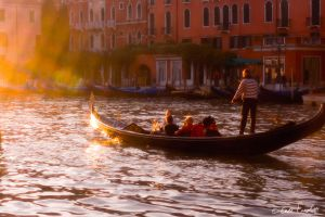 Stars in Venice 11 by Brompled