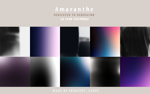 Amaranthe by innocentLexys