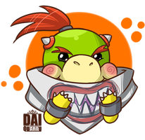 Bowser Jr. by Dai-Elric