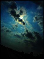 Highway Sky by IoannisCleary