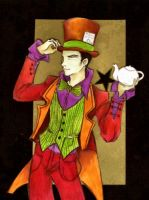 The Mad Hatter by absynthia