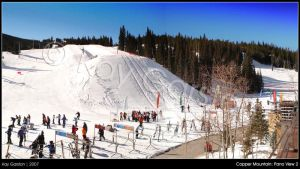 Copper Mountain: Pano View 2 by Special-K-001