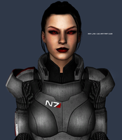 Ophelia Shepard by little--miss--mia