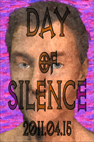 day of silence 2011 by feadil