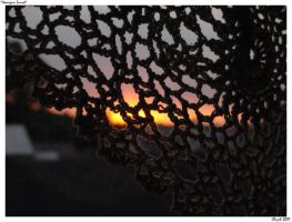 Homespun Sunset by Obscuri