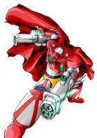 Super Robot Getter1 by VOLTES