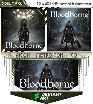 Bloodborne by sony33d