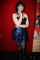 Blue Gothic Stock2 by Noirin-Stock