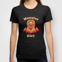 Monster Girl Shirt Design by SophieSuffocate
