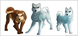 Ginga Legends by Valixy