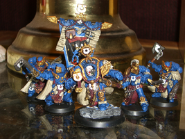 Marneus Calgar Honor Guard by jstncloud