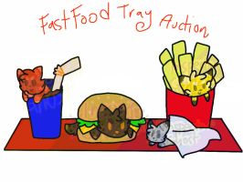 Fast Food Tray Cuties Auction! :CLOSED: by INSPECTORGH0ST