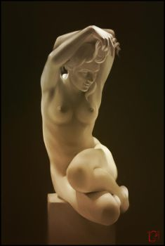 sculpture.study by GaudiBuendia