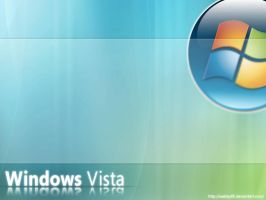 Windows Vista Logon Base by webby85
