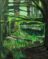 Old Forest by The-Tinidril