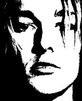 Daniel Johns stencil by museforlife