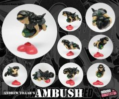 AMBUSH Figure by Dinuguan