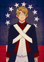 Hetalia - Revolutionary by AeroJett