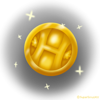 Daily Art - 076 - Heaven Coin by SuperSiriusXIII