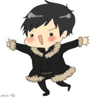 izaya is happy by hahahaXD