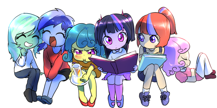 special friends by quizia