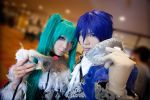 Cantarella: Miku x Kaito by Section8SG