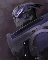 Garrus by Elorviel