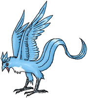 Articuno by Ziali