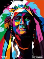 indian apache wpap by gilar666