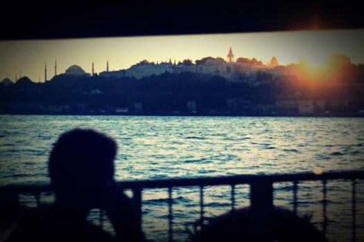 Istanbul by arbus