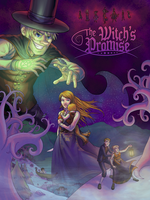 Witch's Promise Poster by DelusionInABox