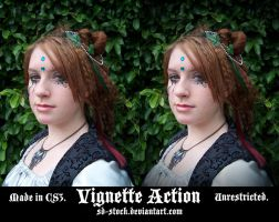 Vignette Action by sd-stock