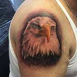 Eagle tattoo by ErdoganCavdar